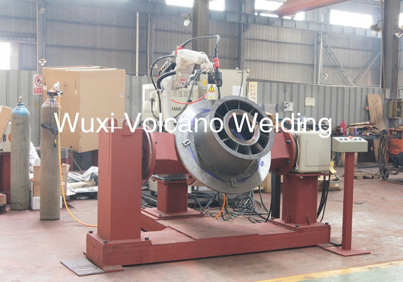 焊接机器人工作站