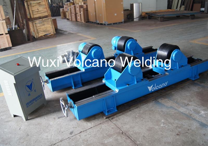 焊接滚轮架